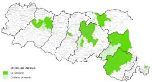 Sportelli Energia in Emilia Romagna