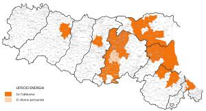 Uffici energia costituiti in Emilia Romagna